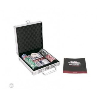 MALETA POKER - KIT POKER NIGHT