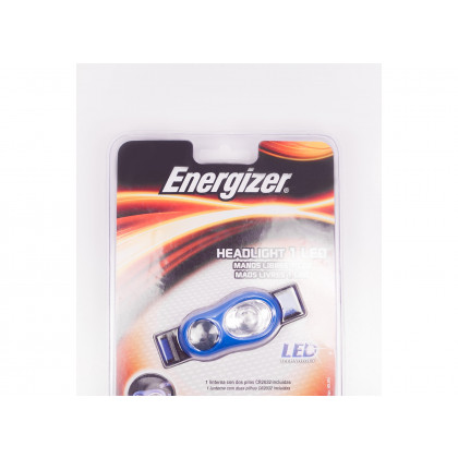 LANTERNA ENERGIZER HEADLIGHT 1 LED