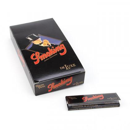 Papel p/ Cigarro Smoking Pequena Deluxe c/50