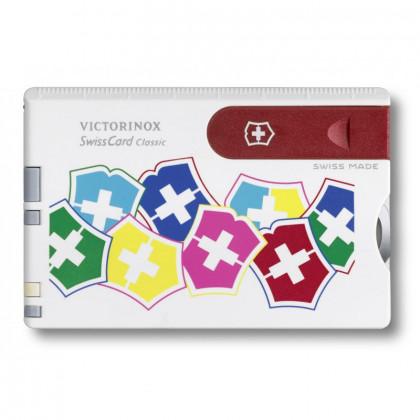 SwissCard Victorinox Vx Colors 0.7107.841