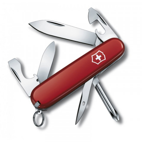CANIVETE VICTORINOX TINKER SMALL RED 0.4603