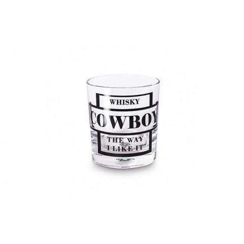 Copo Whisky - Cowboy. ref.: COW-S-2210