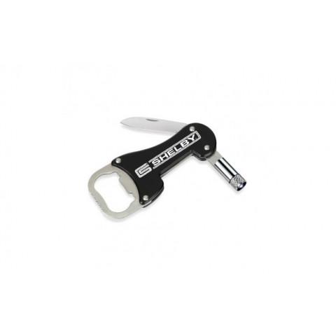 Abridor lanterna Shelby (3 funções). ref.: COW-S-3237