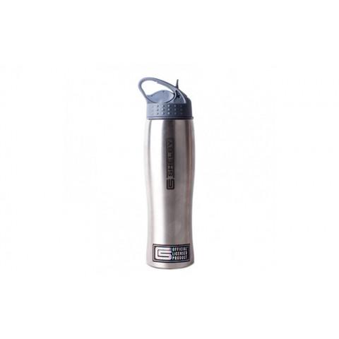 Squeeze inox mosquetão - Shelby. ref.: COW-S-3242